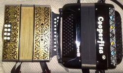 Miklos accordions