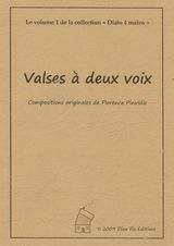 Valses à deux voix,  Diatonic Accordion