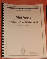 Tutor book for diatonic accordion by F.Pinvidic  title=