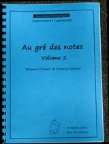 Au gré des notes Volume 2 title=