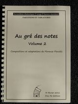 Au gré des notes Volume 2 - F.Pinvidic