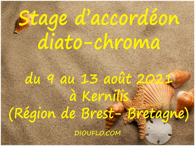 Stage Août 2021