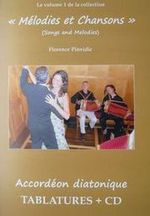 M�lodies et Chansons, volume 1, Diatonic Accordion
